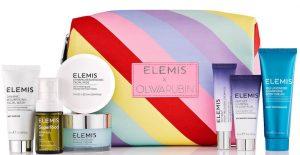 【おすすめ】lookfantasticで買えるおすすめブランド&日本撤退おすすめブランド エレミス Elemis Limited Edition Olivia Rubin Travel Collection Gift Set for Her ¥9,486