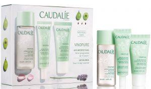 【おすすめ】lookfantasticで買えるおすすめブランド&日本撤退おすすめ Caudalie Vinopure 15 Days Clear Skin Starter Kit ¥1,390