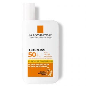 lookfantasticおすすめ&日本撤退ブランドと商品解説【ルックファンタスティック】 lookfantasticで安く買えるブランド〜La Roche-Posay〜 La Roche-Posay Anthelios Ultra-Light Invisible Fluid SPF50+ Sun Cream 50ml