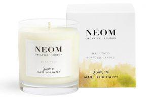 lookfantasticおすすめ&日本撤退ブランドと商品解説【ルックファンタスティック】 lookfantasticで安く買えるブランド〜NEOM〜 NEOM Organics Scented Happiness Candle