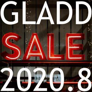 【GLADD】2020.8 コスメセール情報〜RMS、オーガニックコスメも〜【グラッド】