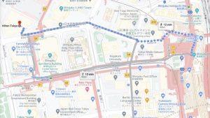 【コロナ禍2020年9月】ヒルトン東京エグゼクティブ&マーブルラウンジと最上階38階宿泊記アクセス