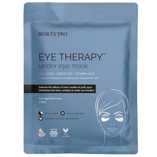 【ネタバレ】2020年10月ビューティーボックス・ルックファンタスティックを解説 Beauty Pro(ビューティー プロ):Eye Therapy Under Eye Mask with Collagen and Green Tea Extract(1ペア) £1.6(215円) ☆いずれか