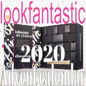 2020年ルックファンタスティックアドベント カレンダー最新情報&お得に購入する裏技をご紹介