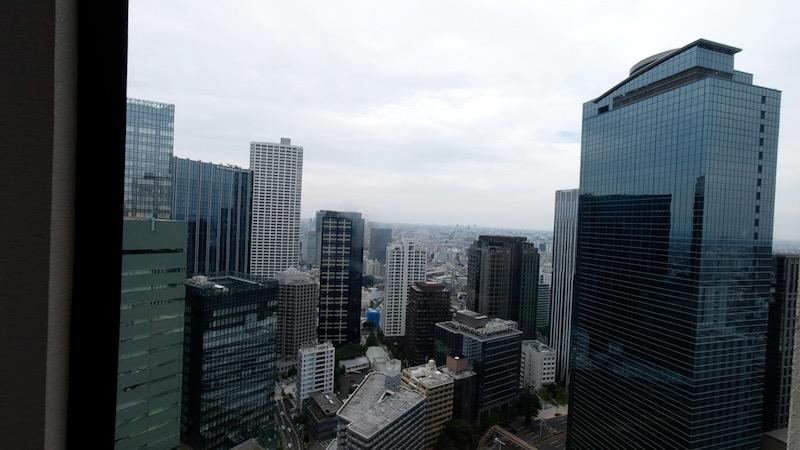【コロナ禍2020年9月】ヒルトン東京エグゼクティブ&マーブルラウンジと最上階38階宿泊記 エグゼクティブクラブラウンジ 日中 ソフトドリンク ティータイム
