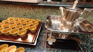 【くま】リッツカールトン大阪アフタヌーンティー!クリスマステディベアティーパーティー【ブログ】セイヴォリーエリア スパイスチョコレートスープ