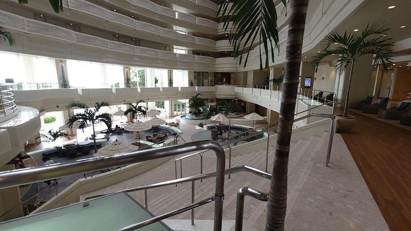 【大浴場もプールも!】沖縄ANAインターコンチネンタル万座クラブルーム・ラウンジ・朝食レポ チェックイン