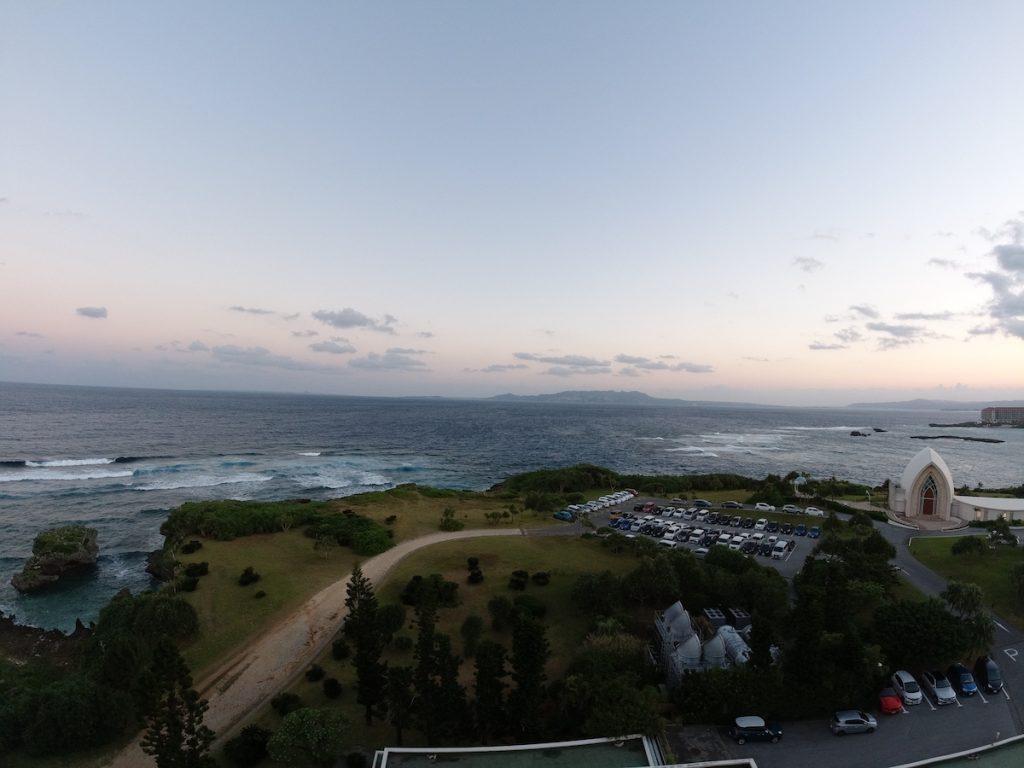 【大浴場もプールも!】沖縄ANAインターコンチネンタル万座クラブルーム・ラウンジ・朝食レポ 眺望