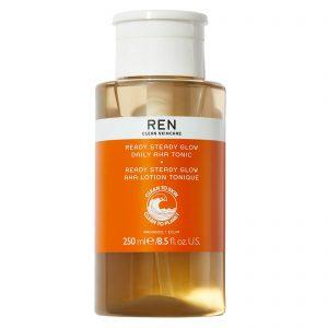 【ルックファンタスティック・ネタバレ】バレンタイン限定ビューティーボックス2020中身公開 2021年ルックファンタスティックバレンタイン限定ビューティーボックスの内容一覧 REN Clean Ready Steady Glow Daily AHA Tonic 250ml フルサイズ:£27