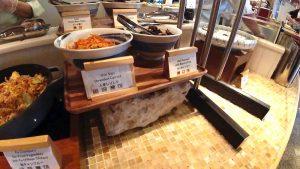 【沖縄・ANAインターコンチネンタル万座】朝食 アクアベル(ビュッフェ)沖縄料理