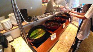【沖縄・ANAインターコンチネンタル万座】朝食 アクアベル(ビュッフェ)和食