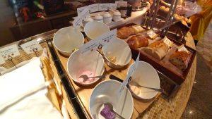 【沖縄・ANAインターコンチネンタル万座】朝食 アクアベル(ビュッフェ)スプレッド