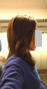 コロナ予防バッチリ!30代女性1000円カットQBハウス東京駅ですくだけすいてもらう体験記   アフター