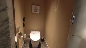 【最安値?】インターコンチネンタル大阪クラブフロア宿泊記【アクセス・プール】  トイレ