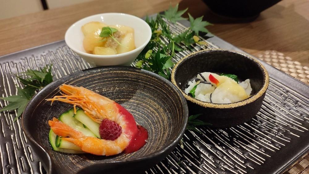 季さら別邸刻(Toki) 夕食レビュー 風待ち