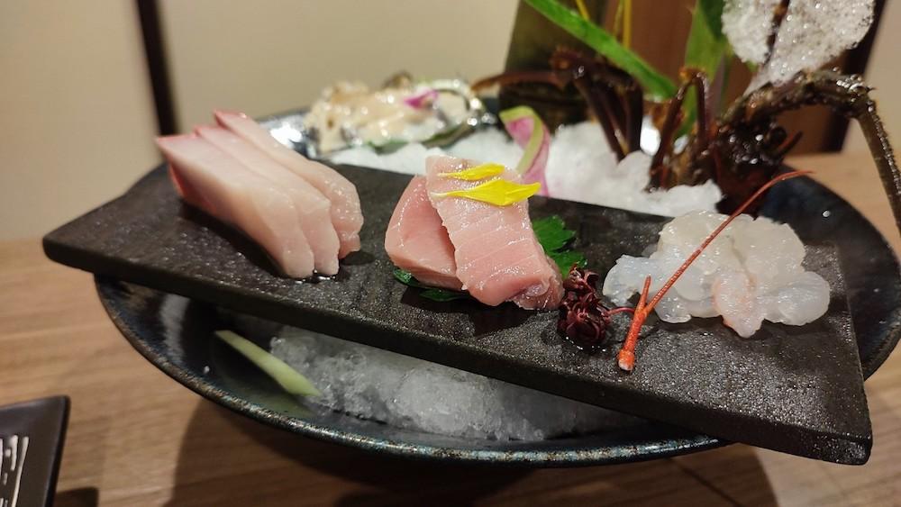 季さら別邸刻(Toki) 夕食レビュー 海幸