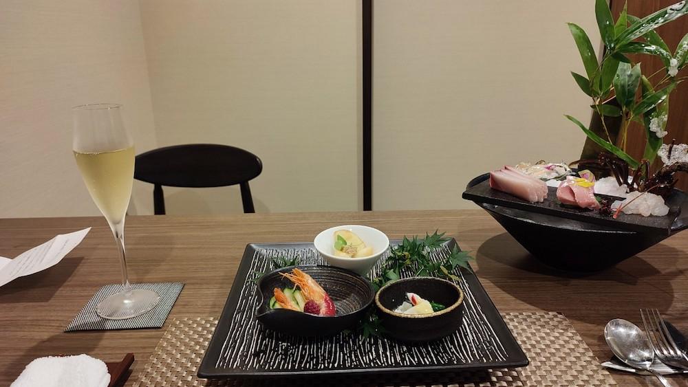 三重県鳥羽市 季さら別邸刻(Toki)の料理(お食事)