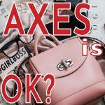 【AXESとは】偽物(パチモン)?AXESでブランド品が安いのはなぜか【解説】