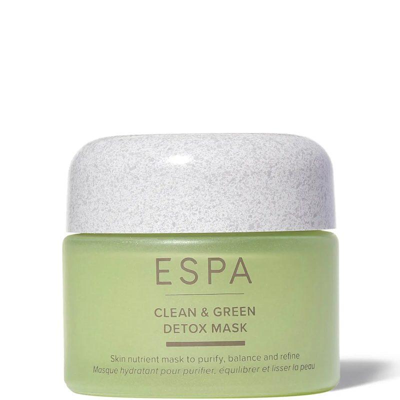 中身ネタバレあり2021年ルックファンタスティックアドベントカレンダー!オトクな買い方 ESPA Clean and Green Detox Mask(現品):¥6,120:55ml