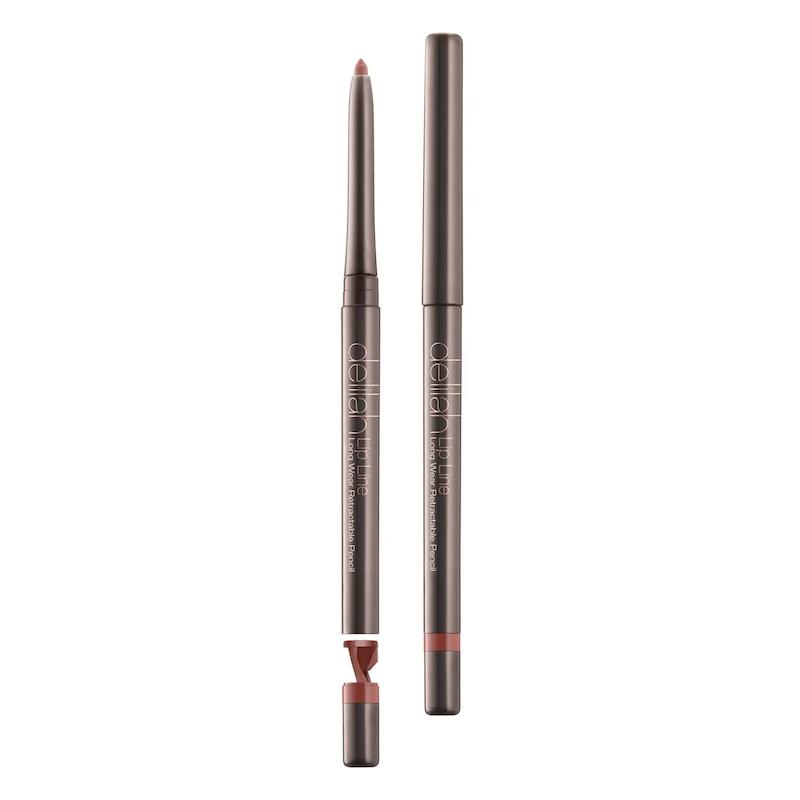 中身ネタバレあり2021年ルックファンタスティックアドベントカレンダー!オトクな買い方 delilah Lip Line Long Wear Retractable Pencil(現品):¥3,060